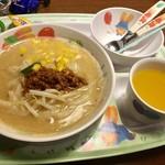 麺場 田所商店 - キッズらーめん 590円