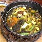 101704437 - 月山山菜蕎麦(2012.7)