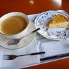 チーズファクトリー - 料理写真:ガレットフロマージュ コーヒーセット(税込350円)