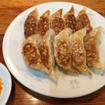亀戸餃子  - 料理写真:餃子2枚¥540