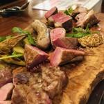 Taverna frico - 料理写真:肉グリル盛り!
