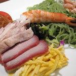 10171299 - 冷製翡翠麺セットの翡翠麺 11.08.25.