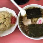 満腹ラーメン三宝 - 料理写真: