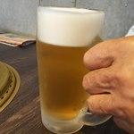 百済 - 生ビール