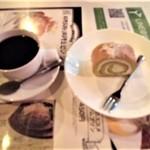 ローカーボ・バル デイズ - デザート;幸せになれる魔法のロールケーキ!素晴らし~♪