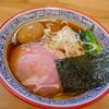 麺処 有彩 - 料理写真:味玉醤油らーめん中盛り800円