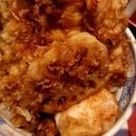 101719085 - 海鮮天丼のアップ