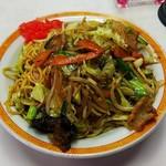 中華料理天龍 - 料理写真:焼きそば(¥600)