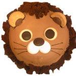 パパク - 料理写真:動物デコレーション らいおん 5号 3400円