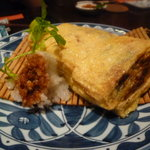 Kageyama - 巨大な(笑)出汁巻き♪美味しい♪