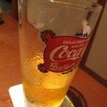 しん寅゛ - 烏龍茶 ¥350