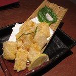 しん寅゛ - とうもろこしの天ぷら ¥530