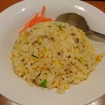 拉麺 いそじ - セット(1000円)の炒飯