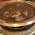 ぶはら - 料理写真:ラムのカシミール
