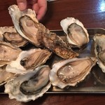 五坪 - 焼き牡蠣 7+3個