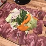 肉×魚×日本酒 照 -