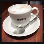ドトールコーヒーショップ - カフェラテ 250円