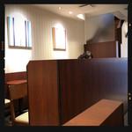 DOUTOR COFFEE - 店内
