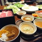 しゃぶ葉 - 牛&三元豚食べ放題コース