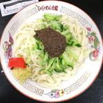 白龍 - じゃじゃ麺_590円