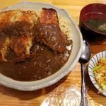 餃子や まっちゃん - 餃子カレー炒飯