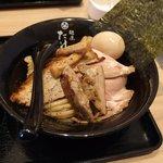 京都 麺屋たけ井 - ボリューム満点