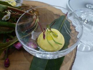 Grand rocher - 安納芋のムース