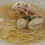らぁ麺やまぐち - 牡蠣