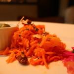 ガーデンハウス レストラン - オレンジキャロットラペ