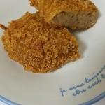 マルイ - 料理写真:すき焼き風コロッケ。