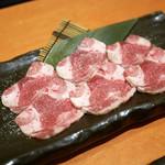 いちけん - 和牛タンスタ ¥980