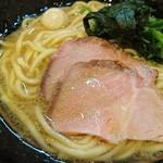 大岡家 - 鶏油もしっかり入ってます!(☆∀☆)キラーン