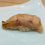 三谷 - 炙った銚子の のどぐろ