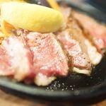 ステーキ・ハンバーグ ひげ - リブローステーキ