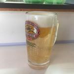 昼呑み処 酒恋 - 明るい時間に飲むビールは美味いねぇ〜(*´꒳`*)