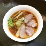 らーめん奏 - 料理写真:醤油チャーシュー