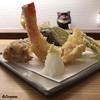かくだい - 料理写真:天ぷら盛合せ