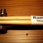 Ramu Tokyo - ボルトナットの箸置き
