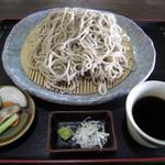 田季野 - 「合盛りそば ¥800」