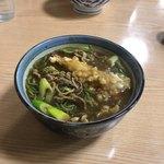 東家 - カレー天ぷらそば 大