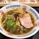 麺屋 ひしお - 紀州湯浅吟醸醤油ラーメン680円
