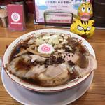 伊吹商店 - 伊吹醤油そば 単品注文だと741円(税別)