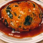 中華料理 香新 - ニラ玉子