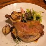 ビストロ雪が谷 - 料理写真:鴨のコンフィ