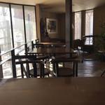 Cafe倫敦館 - 店内