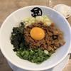 マルショウ - 料理写真:台湾まぜそば♪