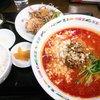 中華酒家 福籠 - 料理写真:担担麺定食@980