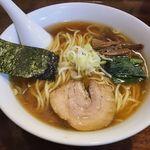 ラハメン ヤマン - 料理写真:ラハメン ヤマン(らはめん・中盛 750円 ※税込)