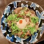 寿浬庵 - 赤酢ナマコ酢   650円