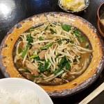 凛華 - 料理写真:レバニラ炒め‼